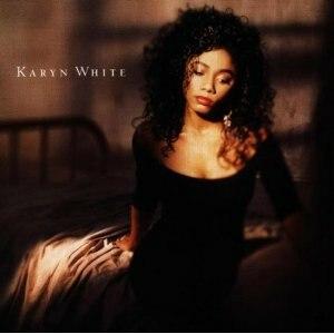 Karyn White (album) - Image: Karyn White album