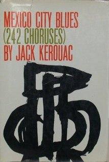 <i>Mexico City Blues</i> book