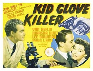 Kid Glove Killer - Image: Kid Glove Killer Film Poster