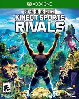 <i>Kinect Sports Rivals</i> 2014 video game