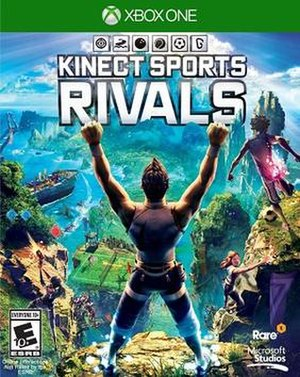 Kinect Sports Rivals - Image: Kinect sports rivals box art