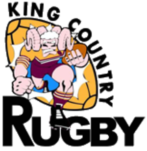 King Country Rugby Football Union - Image: King Country Rugby Logo