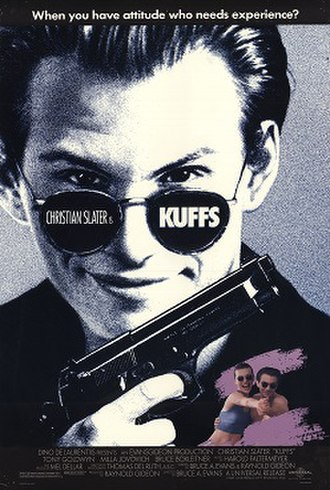 Kuffs - The theatrical release poster for Kuffs
