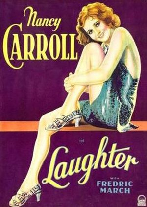 Laughter (film) - Image: Laughter Film Poster