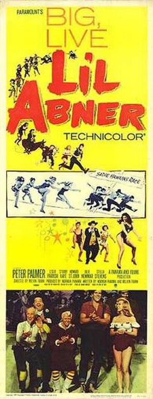 Li'l Abner (1959 film)