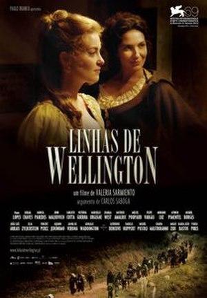 Lines of Wellington - Image: Linhas de Wellington (film)