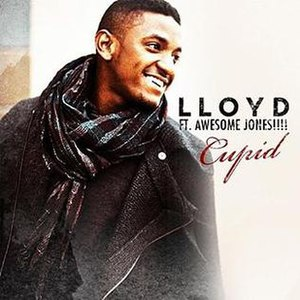 Cupid (Lloyd song) - Image: Lloyd cupid