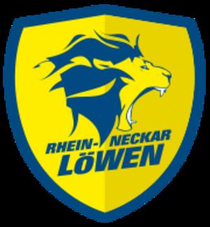 Rhein-Neckar Löwen - Image: Logo Rhein Neckar Löwen