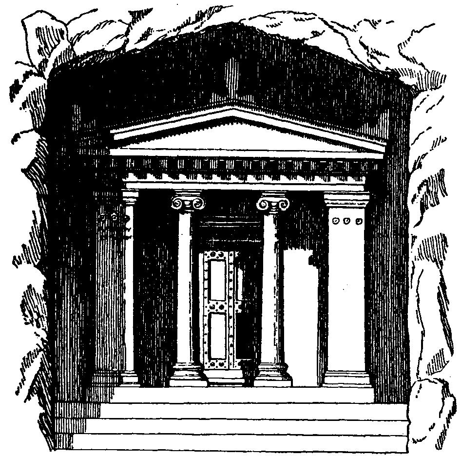 Lycian Tomb of Telmessus