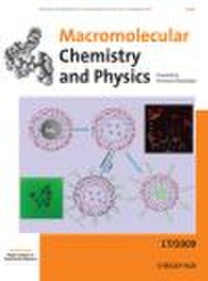 Macromolecular Chemistry and Physics - Image: MCP cover 1709