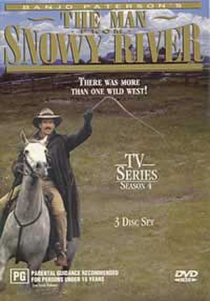 The Man from Snowy River (TV series) - Cover of DVD Box Set – Season 4