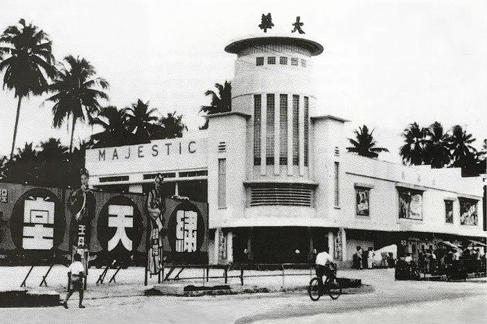 Majestic Theatre Pudu Road