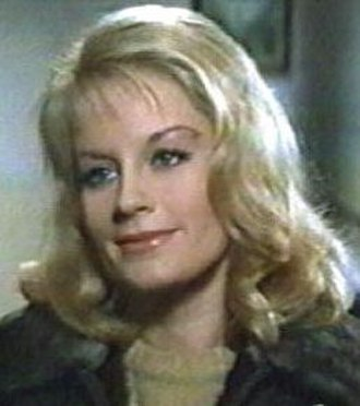Mary Ure - Mary Ure in the film Where Eagles Dare in 1968