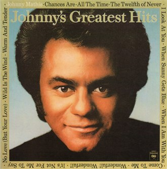 Johnny's Greatest Hits - Image: Mathis 1977