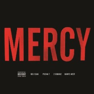 Mercy (GOOD Music song) - Image: Mercy Kanye West