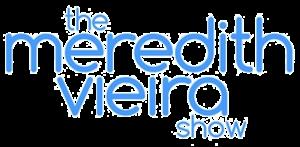 The Meredith Vieira Show - Image: Meredith viera show logo