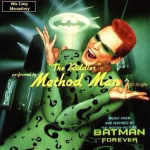 The Riddler (song) - Image: Method Riddler