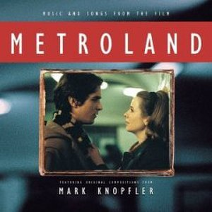 Metroland (album) - Image: Metroland soundtrack