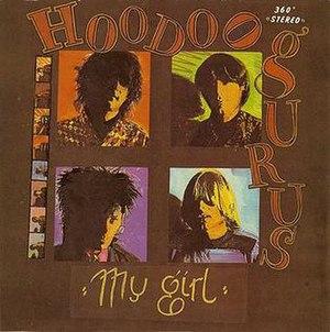 My Girl (Hoodoo Gurus song) - Image: My Girl HG