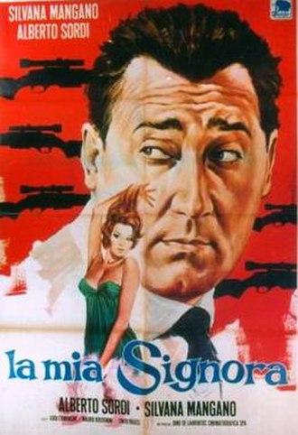 My Wife (film) - Image: My Wife (1964 film)