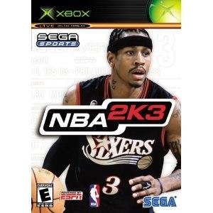 NBA 2K3 - Image: NBA 2K3 frontcover