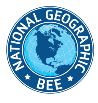 National Geographic Bee - Image: National Geographic Bee Official Logo
