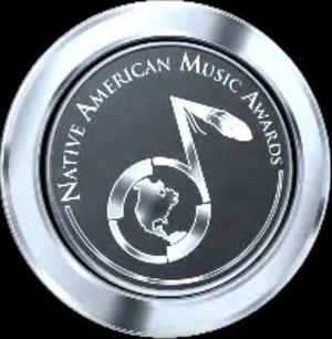 Native American Music Awards - Image: Native American Music Awards Logo