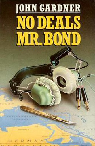 No Deals, Mr. Bond - Image: No Deals First