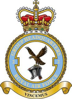 No. 2 Group RAF Royal Air Force operations group