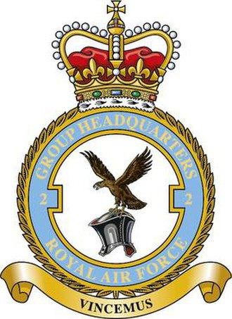 No. 2 Group RAF - No. 2 Group Badge