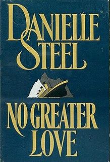 <i>No Greater Love</i> (novel)