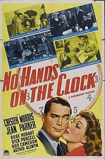 <i>No Hands on the Clock</i> 1941 film by Frank McDonald