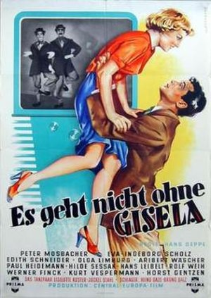 Not Without Gisela - Image: Not Without Gisela