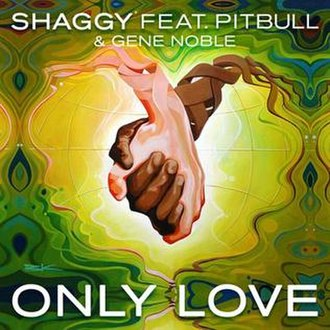Only Love (Shaggy song) - Image: Only Love Cover Shaggy