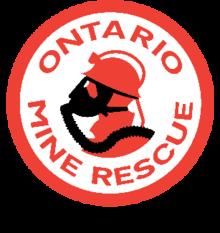 ontario mine rescue wikipedia
