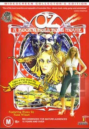 Oz (1976 film) - 2004 Collector's edition DVD cover