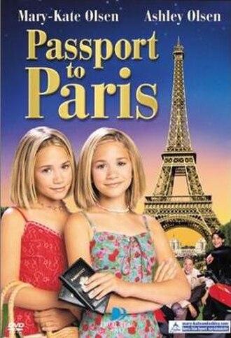 Passport to Paris - DVD cover