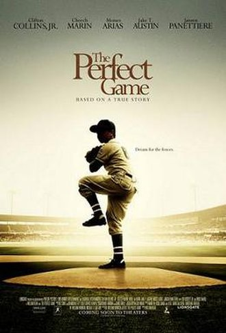 The Perfect Game - Theatrical release poster