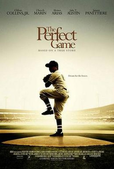 Picture of a movie: The Perfect Game