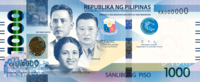 Philippine Peso PHP₱1000 Bank Note.png