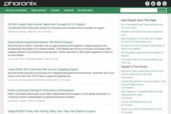 Phoronix Test Suite - Wikipedia