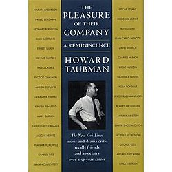 Howard Taubman's Memoir