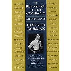 Howard Taubman's Memoir