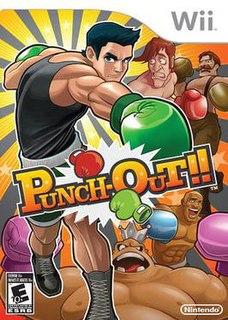 <i>Punch-Out!!</i> (Wii) video game for Wii