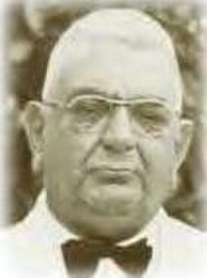 Rafael Carrión Sr. - Founder of Banco Popular de Puerto Rico