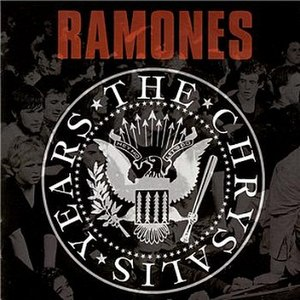 The Chrysalis Years - Image: Ramones The Chrysalis Years cover