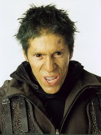 Toad (comics) - Ray Park as Toad in ''X-Men''.