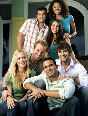 The Real World: Key West - The cast of The Real World: Key West