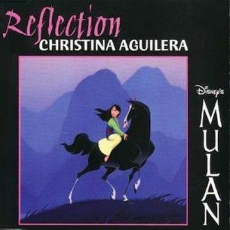 Reflection (song) - Image: Reflection Christina Aguilera