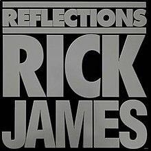 Rick James - Reflections album cover.jpg